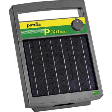 Aparat gard electric cu panou solar