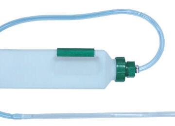300.0162 Milchflasche mit Schlundrohr