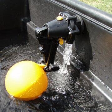 Plutitoare pentru adapatori