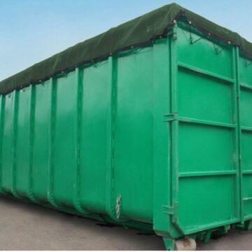 Plasa protectie remorci si containere