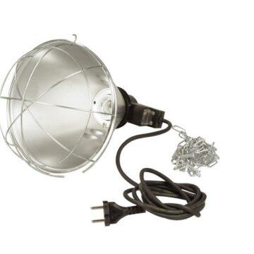 Lampa si bec inflarosu